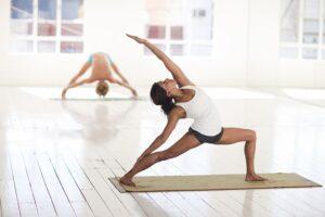 yoga stärkt geist und körper