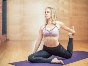 Yoga und Yogakurs in Teublitz